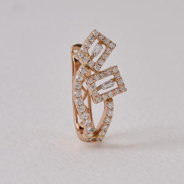 ROSE GOLD DIAMOND BALI