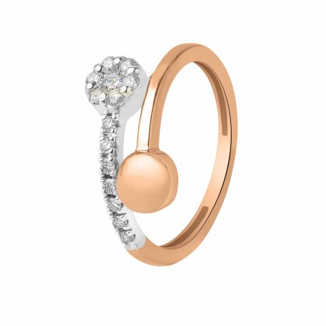 Daily Wear ROSE GOLD RING
